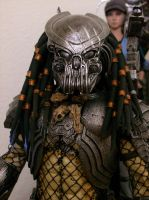 Hot toys Custom Celtic Predator Mask by ShadowPredator2012