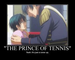 The Prince of Tennis? Pfft. by LittleUma101