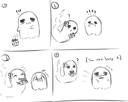 lil Ghosts by Togamicchi