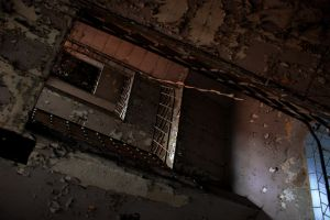 stairwell by Nature-of-Decay