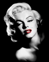 Marilyn Monroe by lisa86