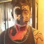 Symbiote Invasion by J-SFX-Makeup