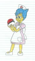 Nurse Joy by TheJayster49