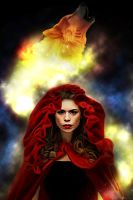 I Am The Bad Wolf by LicieOIC