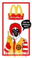 McDOWNHELL by AFDROBOY