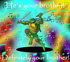 Leo: He's Your Brother by Turtleena