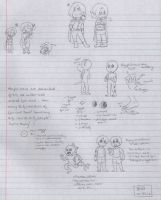 Amphibrous notes... and other stuff by explodingcrayon93