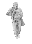 Request: Mandalorian Keldabe92 by MajorRinku