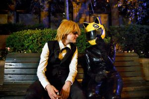 Durarara- Confidence by Ryukai-MJ