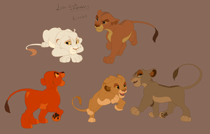 Lion King Cub adopts by Kitchiki