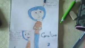 My first Coraline Jones by GreenDayFanGirl