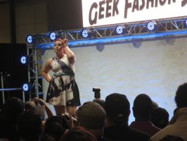Comikaze Expo 2014: Geek Fashion Show 6 by iancinerate