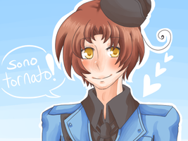 APH: Italy Practice by imitationflower