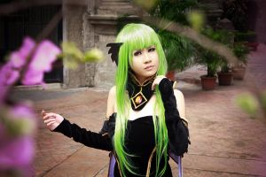 Code Geass: In the Gardens by neko-panigiri