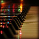 Lights on a Piano by dancelovemusicful