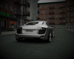 Audi R8 v1.2 by sabrefresco
