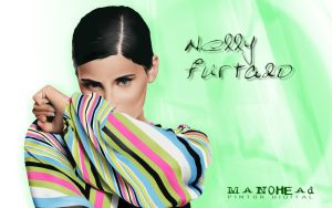 Nelly Furtado by manohead