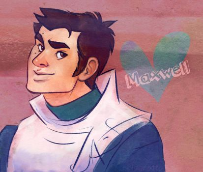 Happy Birthday Maxwell! by relsgrotto