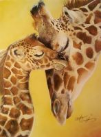 Motherly Love by SkiAr7sy