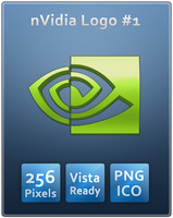 nVidia Logo 1 by Th3-ProphetMan