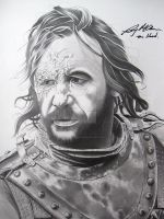 The Hound Finished by corysmithart