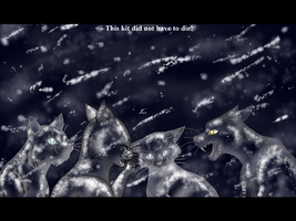 -Secrets of the Clans- StarClan meeting by Sonnenpelz