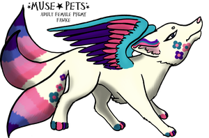 MelodyWaters - Leona ii by Muse-Pets
