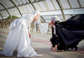 Pandora Hearts - Promise by SmartisPanda