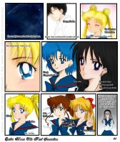 Sailor Moon fan comic: page 01 by reirei18