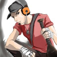 500x500 Scout TF2 by Anonymee