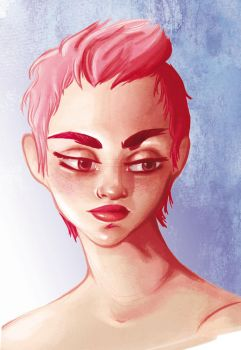 Too Much Pink by Yelena-b