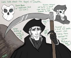 Angel of Death by saylem