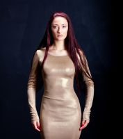 Diaphanous Love Dress by huitphotography