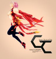 inori guilty crown by Kykoz
