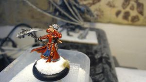 Khador Sorscha by Brother-Maynard