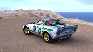 Lancia Stratos WRC SE Rear by ProRipp