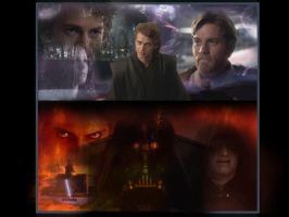 Anakin Skywalker by MarkMajor