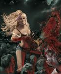 NANCY IN HELL ON EARTH 4 by galindoart