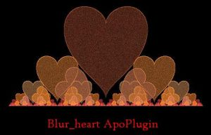 Blur_heart + hearty apoplugins by dark-beam