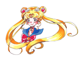.:Sailor Moon Crystal:. by luigipony