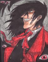Epic Alucard by AngelKiller666