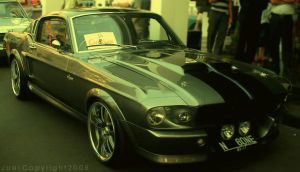 "The Lord ""Eleanor"" GT500 by JOELVANQUISHER"