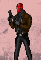 Red Hood - Former Robin Turned Anti-Hero by MattFriesen