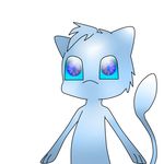 Shiny Mew by asahiazumane
