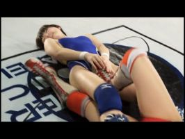 japanese girl side shoot by galaxygirlswrestling