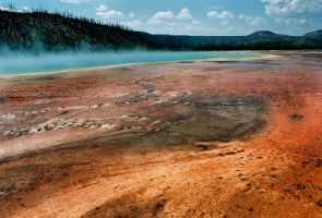 Yellowstone - 16 by grenadeh