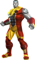 Colossus Render by bloomsama