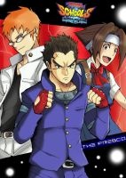 Rival Schools by TheFresco