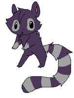 #17 Leecoon The Bandit Fakemon by T34mC0rrup710n