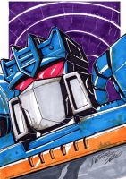 Soundwave Warmup sketch by MarceloMatere
